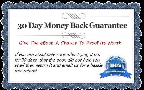 30-Day Cert of Guarantee